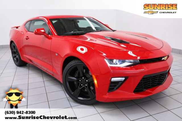 New 2018 Chevrolet Camaro SS 2D Coupe in Glendale Heights