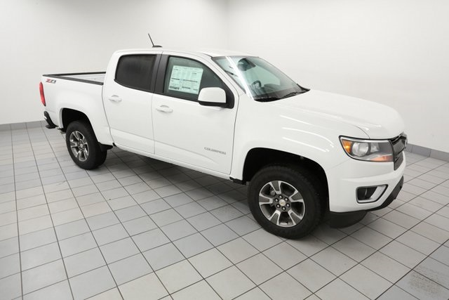 New 2019 Chevrolet Colorado Z71 4d Crew Cab In Glendale Heights