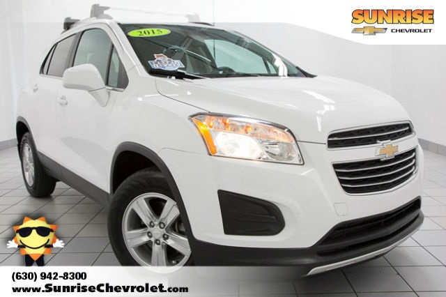 Certified Pre-Owned 2015 Chevrolet Trax 1LT