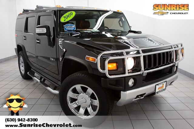 Pre-Owned 2009 Hummer H2 LUXURY