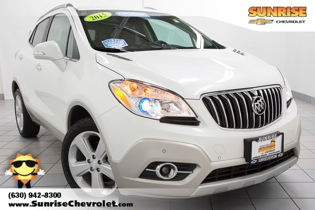 Certified Pre-Owned 2015 Buick Encore Premium