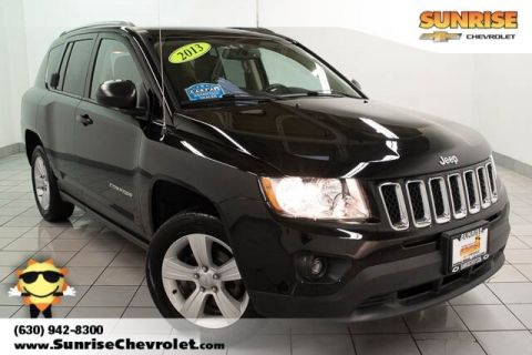 Pre-Owned 2013 Jeep Compass Latitude 4WD