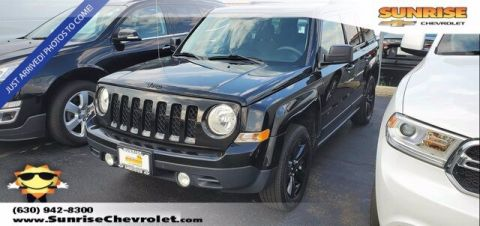 Pre-Owned 2015 Jeep Patriot Altitude FWD 4D Sport Utility