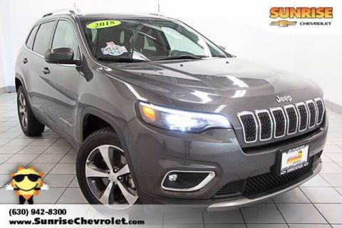 Pre-Owned 2019 Jeep Cherokee Limited 4WD