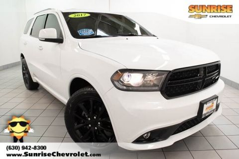 Pre-Owned 2017 Dodge Durango GT With Navigation & AWD