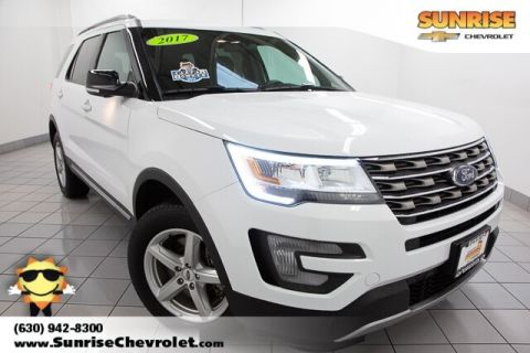 Pre-Owned 2017 Ford Explorer XLT AWD