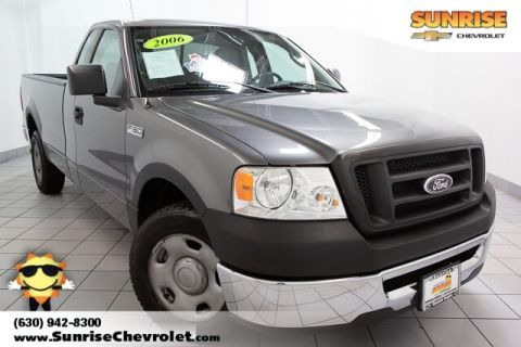 Pre-Owned 2006 Ford F-150 XL RWD 2D Standard Cab
