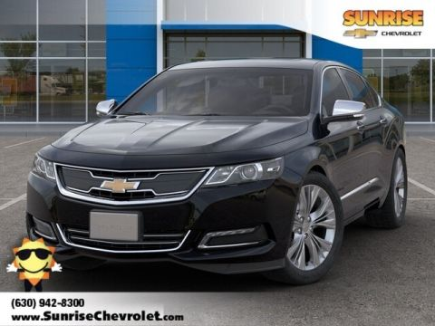 New 2020 Chevrolet Impala Premier With Navigation