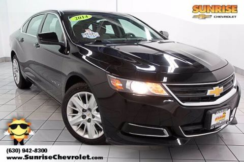 Pre-Owned 2014 Chevrolet Impala LS FWD 4D Sedan
