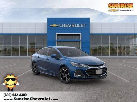 New 2019 Chevrolet Cruze LT FWD 4D Sedan