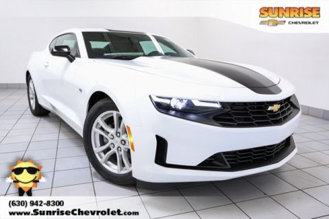 New 2019 Chevrolet Camaro 1LS RWD 2D Coupe