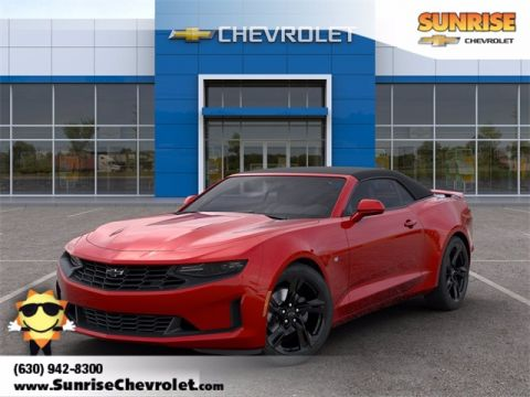 New 2020 Chevrolet Camaro 1LT RWD 2D Convertible