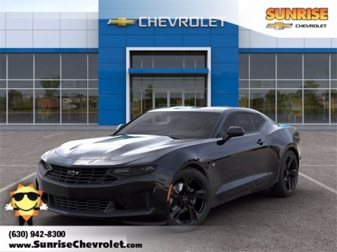 New 2020 Chevrolet Camaro 2LT RWD 2D Coupe