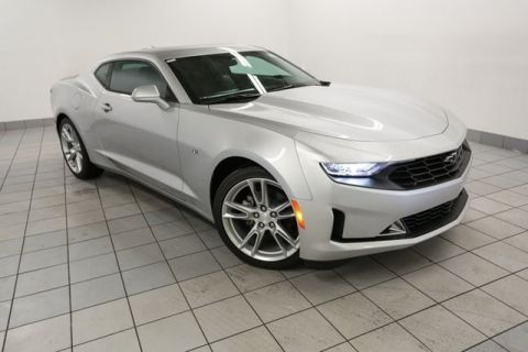 New 2019 Chevrolet Camaro 2LT RWD 2D Coupe