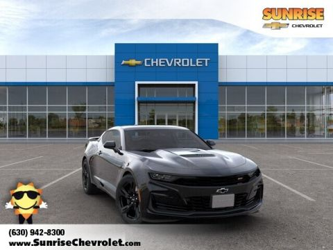 New 2019 Chevrolet Camaro SS RWD 2D Coupe