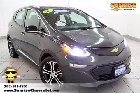 Certified Pre-Owned 2017 Chevrolet Bolt EV Premier FWD 4D Wagon