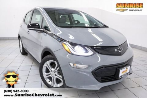 New 2019 Chevrolet Bolt EV LT FWD 5D Wagon