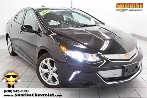 Certified Pre-Owned 2017 Chevrolet Volt Premier With Navigation
