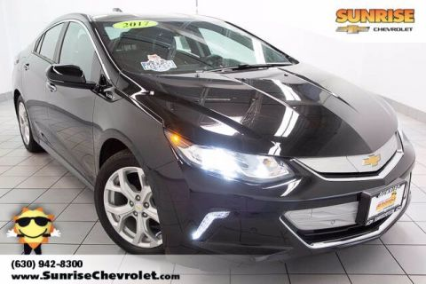 Certified Pre-Owned 2017 Chevrolet Volt Premier FWD 4D Hatchback