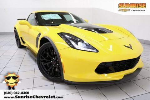New 2019 Chevrolet Corvette Z06 RWD 2D Coupe