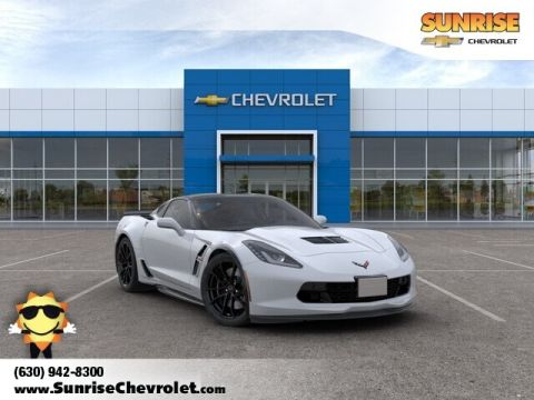 New 2019 Chevrolet Corvette Grand Sport RWD 2D Coupe