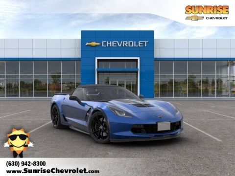 New 2019 Chevrolet Corvette Grand Sport RWD 2D Convertible