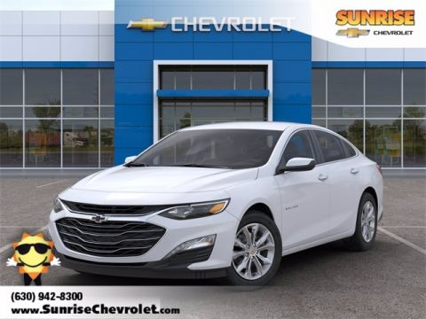 New 2020 Chevrolet Malibu LT FWD 4D Sedan