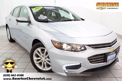 Certified Pre-Owned 2017 Chevrolet Malibu LT With Navigation