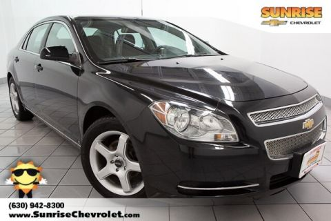 Pre-Owned 2009 Chevrolet Malibu LT FWD 4D Sedan
