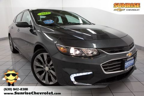 Certified Pre-Owned 2016 Chevrolet Malibu Premier FWD 4D Sedan