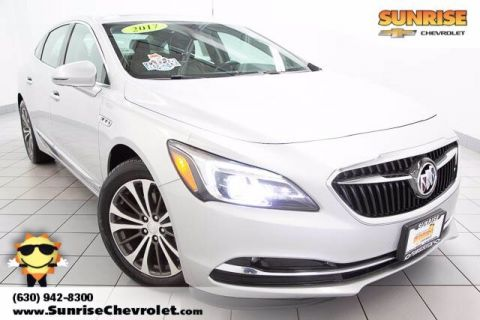 Certified Pre-Owned 2017 Buick LaCrosse Essence With Navigation
