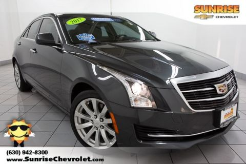 Pre-Owned 2017 Cadillac ATS 2.0L Turbo AWD