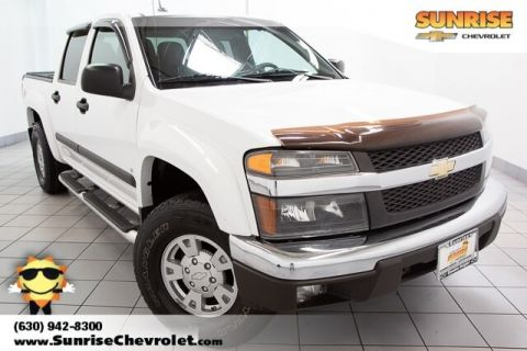 Pre-Owned 2008 Chevrolet Colorado LT 4WD