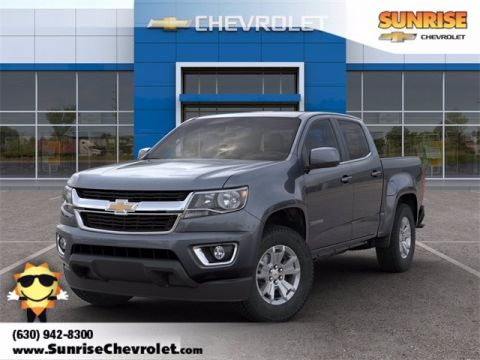 New 2020 Chevrolet Colorado LT RWD 4D Crew Cab