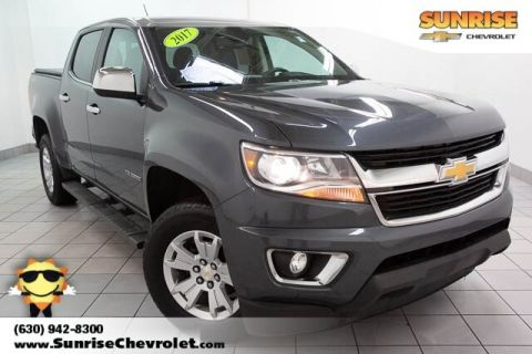 Certified Pre-Owned 2017 Chevrolet Colorado LT 4WD