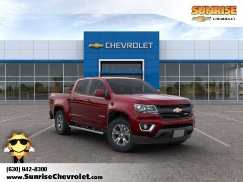 New 2020 Chevrolet Colorado Z71 4WD