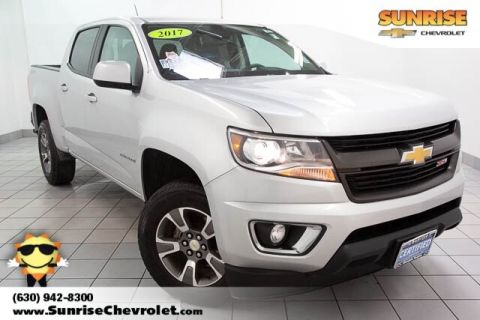 Certified Pre-Owned 2017 Chevrolet Colorado Z71 4WD