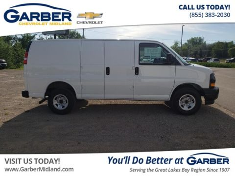 New 2020 Chevrolet Express 2500 Work Van RWD Cargo Van