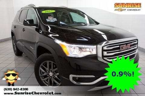 Certified Pre-Owned 2017 GMC Acadia SLT-1