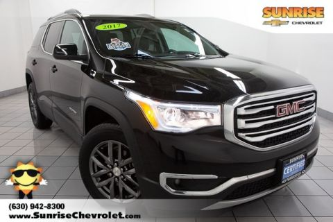 Certified Pre-Owned 2017 GMC Acadia SLT-1 FWD 4D Sport Utility