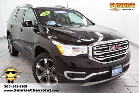 Certified Pre-Owned 2017 GMC Acadia SLT-2 FWD 4D Sport Utility