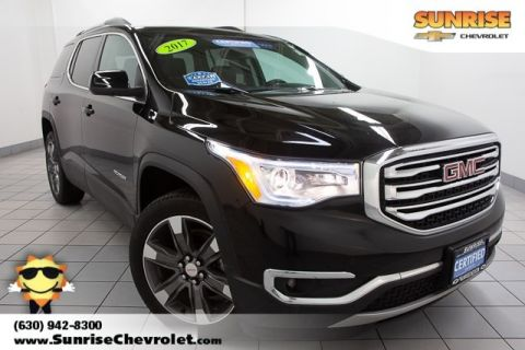 Certified Pre-Owned 2017 GMC Acadia SLT-2 AWD