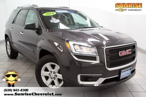 Certified Pre-Owned 2016 GMC Acadia SLE-2 AWD