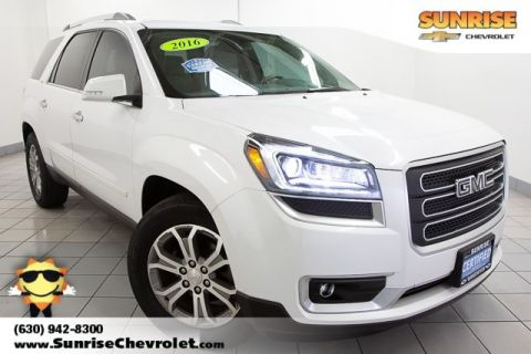 Certified Pre-Owned 2016 GMC Acadia SLT-2 AWD
