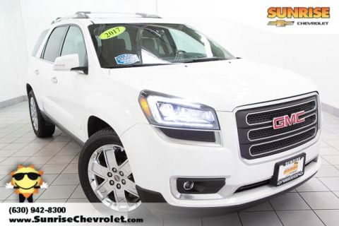 Certified Pre-Owned 2017 GMC Acadia Limited Limited With Navigation & AWD