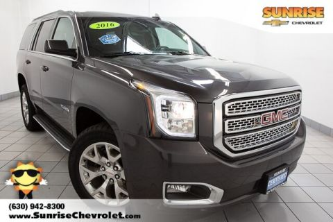 Certified Pre-Owned 2016 GMC Yukon SLE 4WD