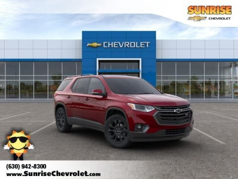 New 2020 Chevrolet Traverse RS FWD 4D Sport Utility