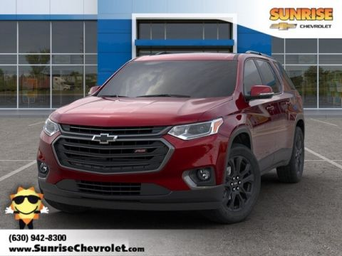 New 2020 Chevrolet Traverse RS With Navigation