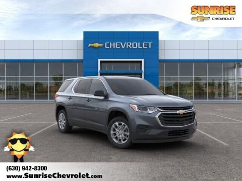 New 2020 Chevrolet Traverse LS AWD