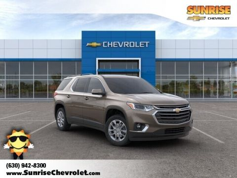 New 2020 Chevrolet Traverse LT AWD